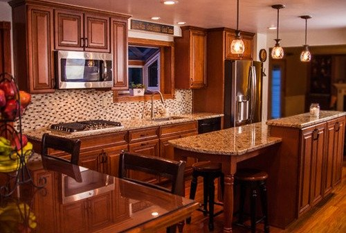 Transitional Kitchen, Columbia, MD