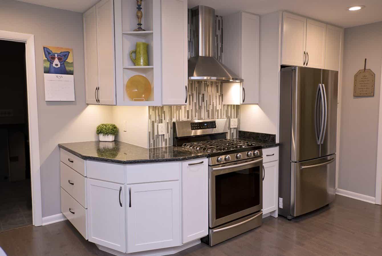 Modern Kitchen, Lutherville, MD