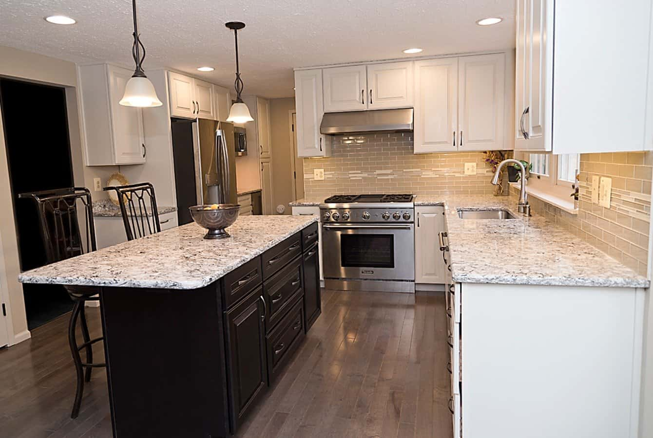 Transitional Kitchen, Silver Spring, MD